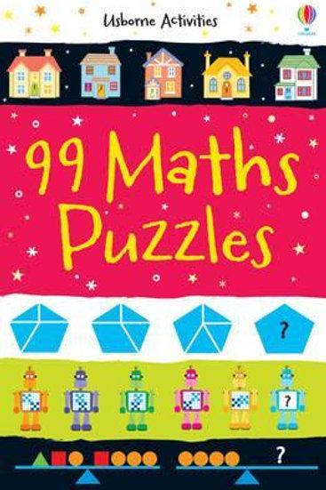 99 Maths Puzzles