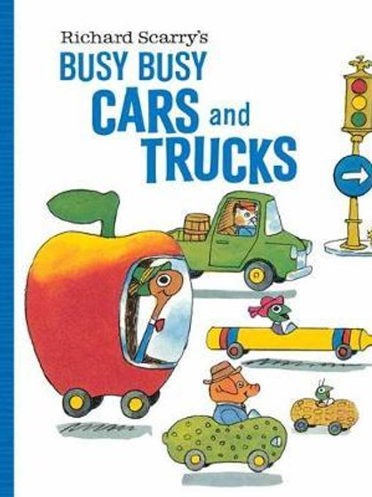 Richard Scarry's Busy Busy Cars and Trucks       by Richard Scarry