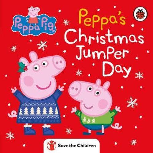 Peppa Pig: Peppa's Christmas Jumper Day Pig Peppa