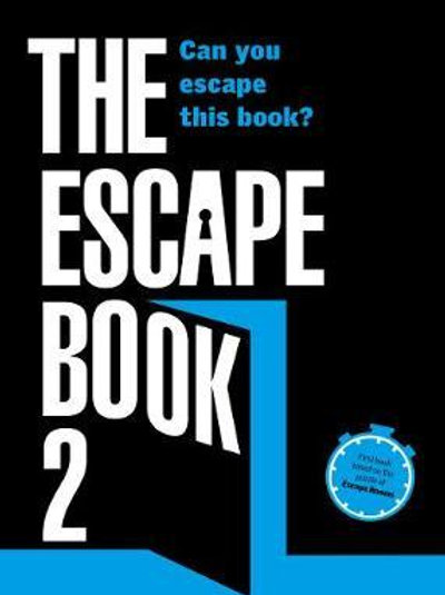 Escape Book 2       by Ivan Tapia