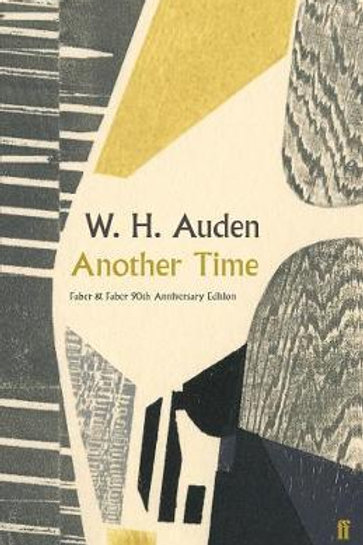Another Time     by  W. H. Auden