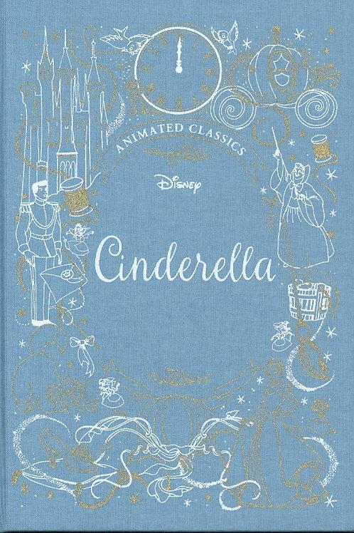 Cinderella (Disney Animated Classics)       by