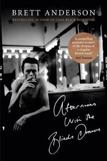 Afternoons with the Blinds Drawn Brett Anderson