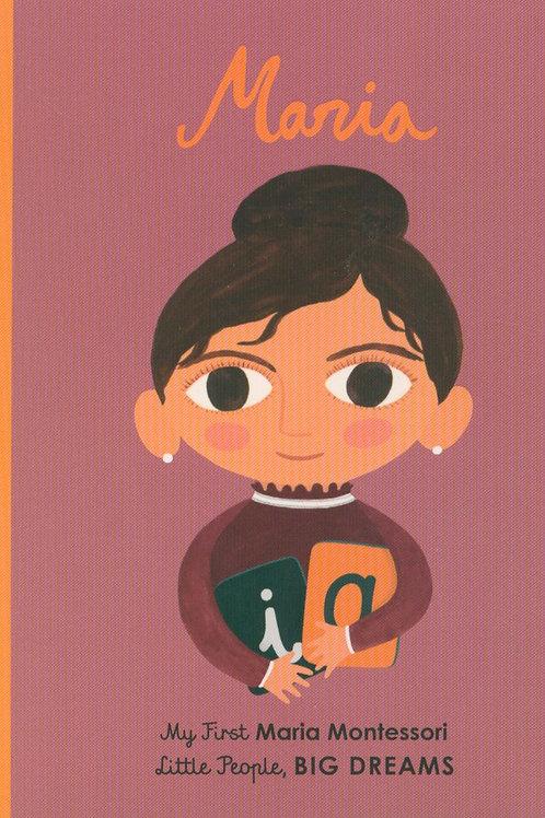 Maria Montessori: My First Maria Montessori Vegara, Maria I Sanchez