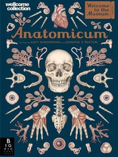 Anatomicum Jennifer Z Paxton