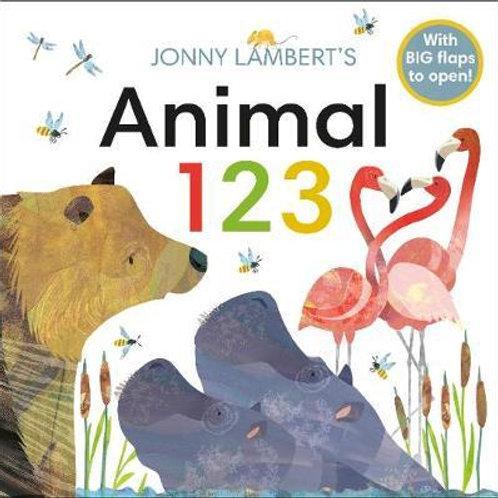 Jonny Lambert's Animal 123 Jonny Lambert