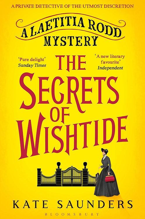 Secrets of Wishtide       by Kate Saunders