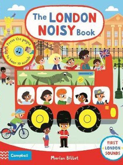 London Noisy Book       by Marion Billet