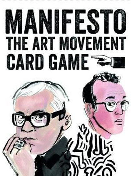 Manifesto: The Art Movements Game Tamaki Lauren