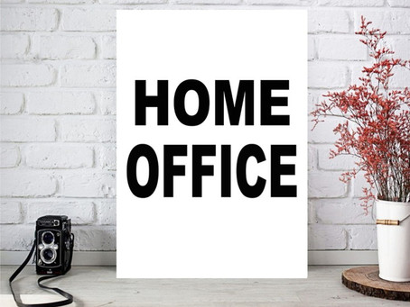 Home Office na Real!
