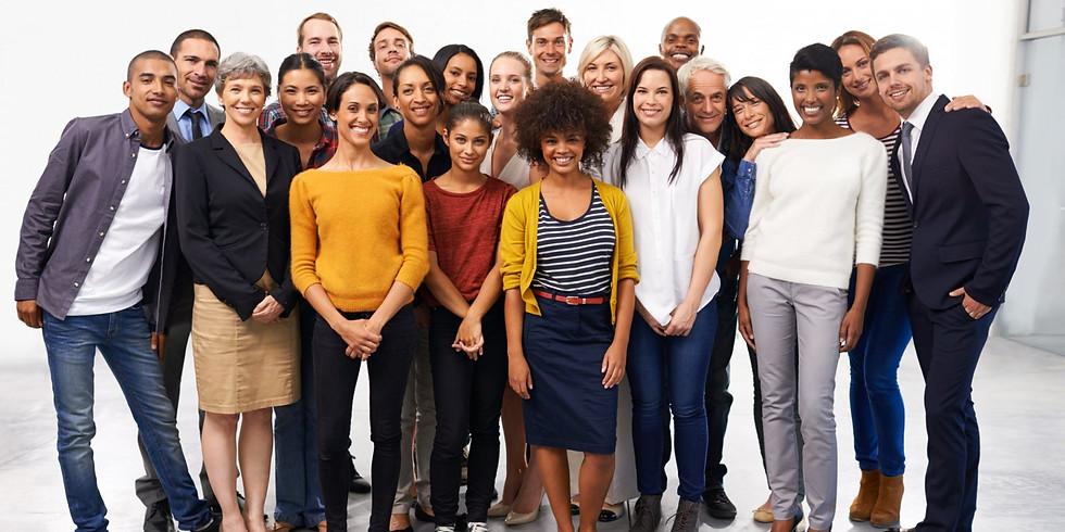 Nova turma! Diversidade e Inclusão Organizacional