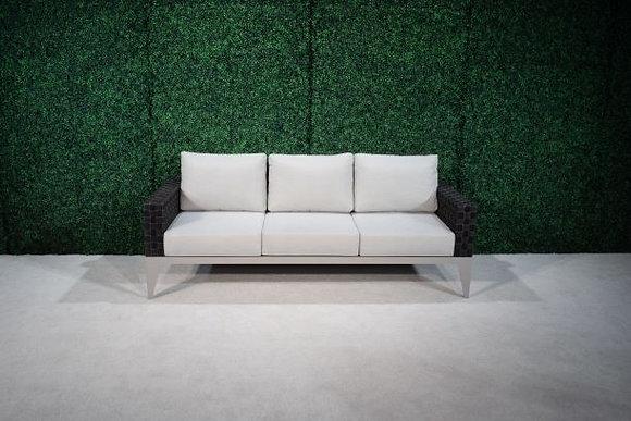 Feruci Marbella Black Couch