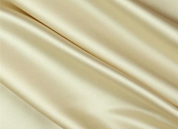 Ivory Sateen Drape