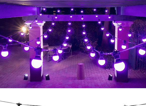 RGB Color LED String Lights