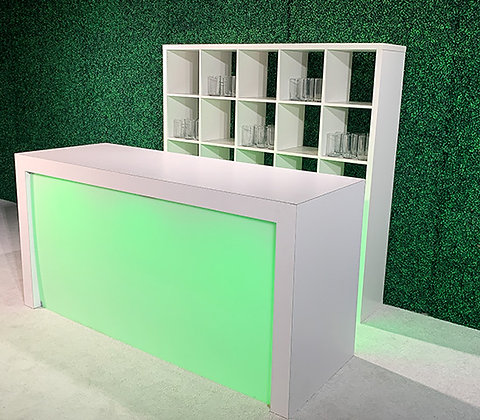 White Glow Bar (Plexi Face)