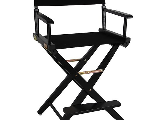 Director Chairs (Black)