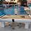 Thumbnail: White Traditional Pool Table