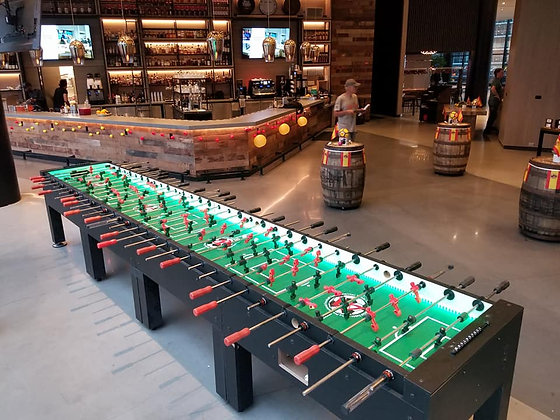 16 player foosball