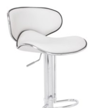 White High Chair