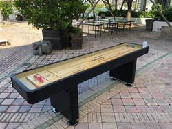 9' Maple Wood Shuffleboard table 2