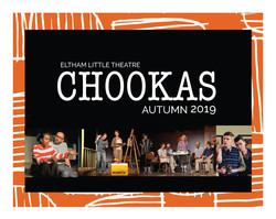 Eltham Little Theatre - Chookas - Autumn 2019