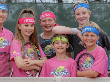 Welcome to the Fireball Tennis Academy BLOG
