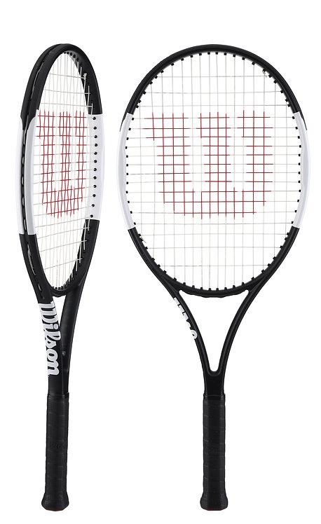 Current Wilson Pro Staff 26 Racket
