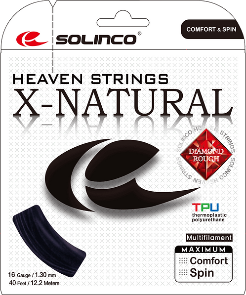 Solinco Heaven Sets - X-Natural
