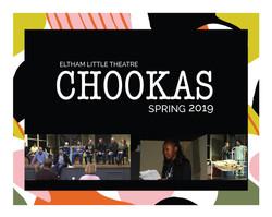 Eltham Little Theatre - Chooks Newsletter - Sprint 2019