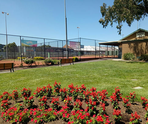 Blackburn Tennis Club - Melbourne