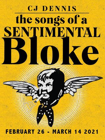 CJ DENNIS THE SONGS OF A SENTIMENTAL BLOK