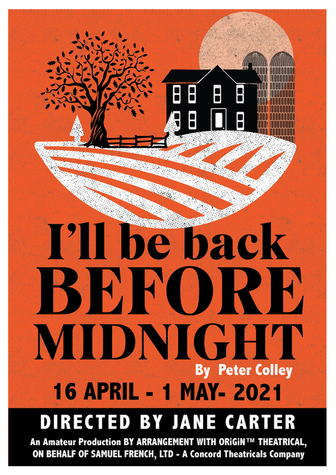 I'LL BE BACK BEFORE MIDNIGHT - SEASON TWO