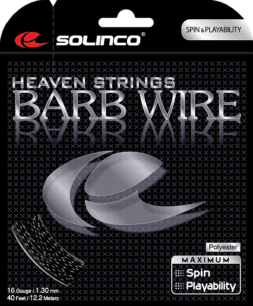 Solinco Heaven Set -  Barb Wire