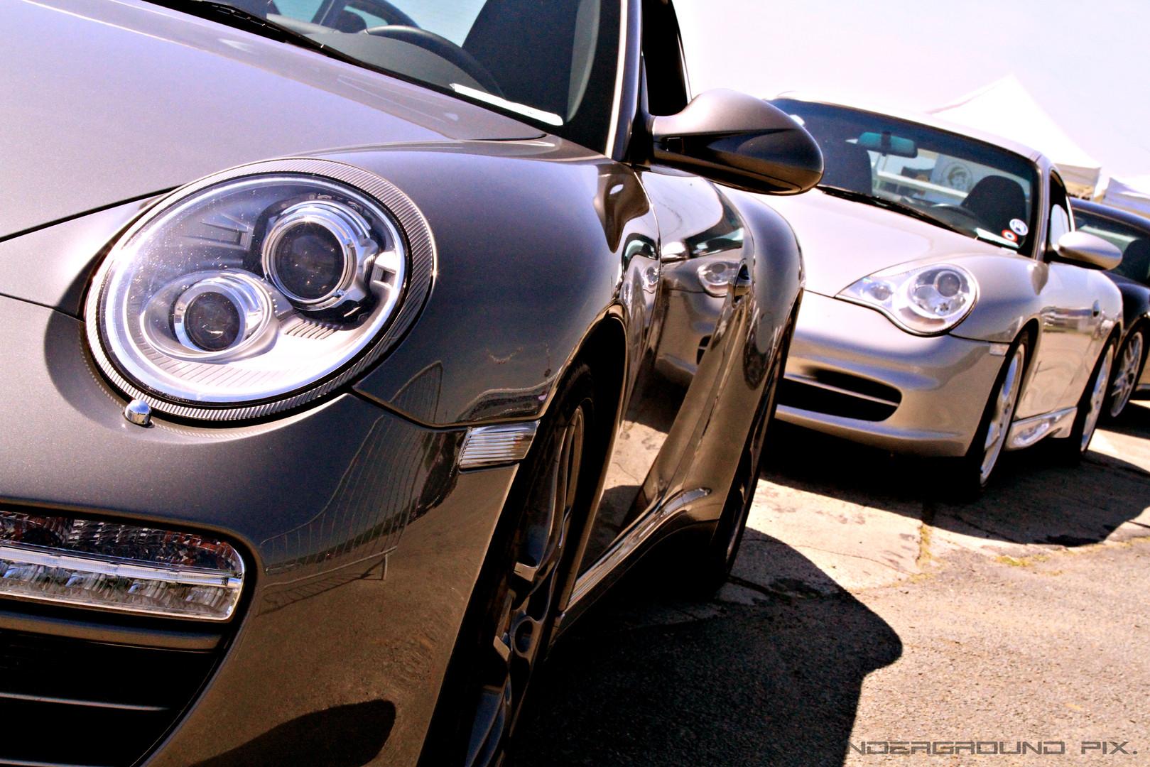Journée Porsche