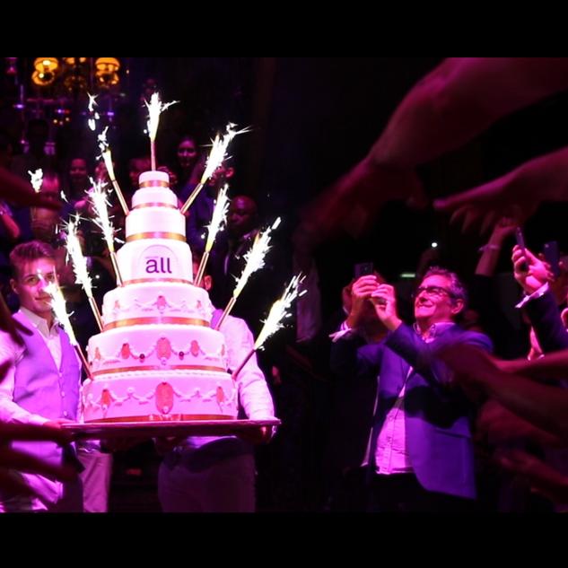 Les 30 bougies Happy Birthday Alliance Optique