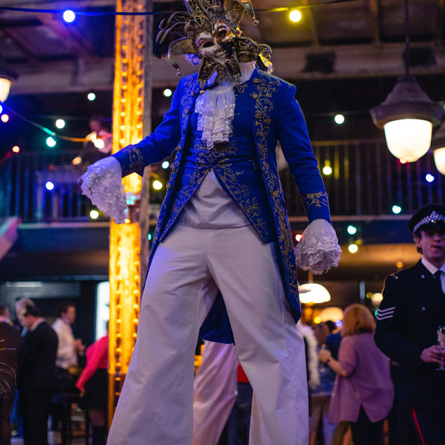 Sherlock Holmes au carnaval de Venise