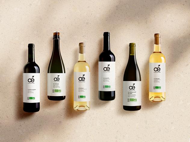 Le coffret vins bio : LES ICONIQUES