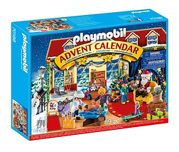 CALENDRIER DE L'AVENT Playmobil®
