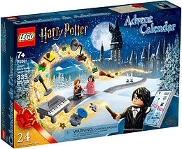 CALENDRIER DE L'AVENT Lego® Harry Potter™