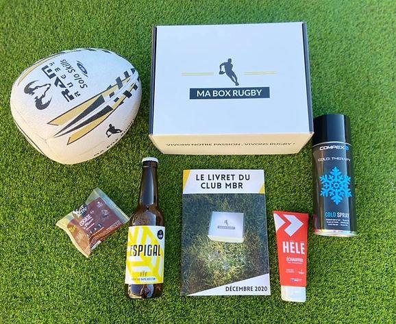La Box Rugby de Décembre
