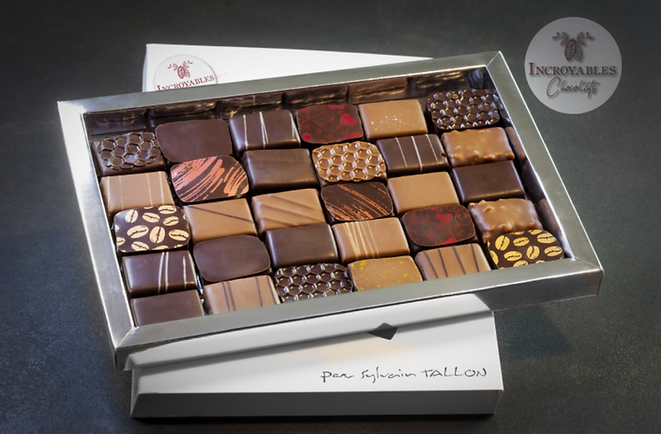 La Box des Artisans Chocolatiers de Mars
