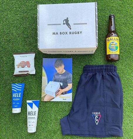 La Box Rugby d'Août