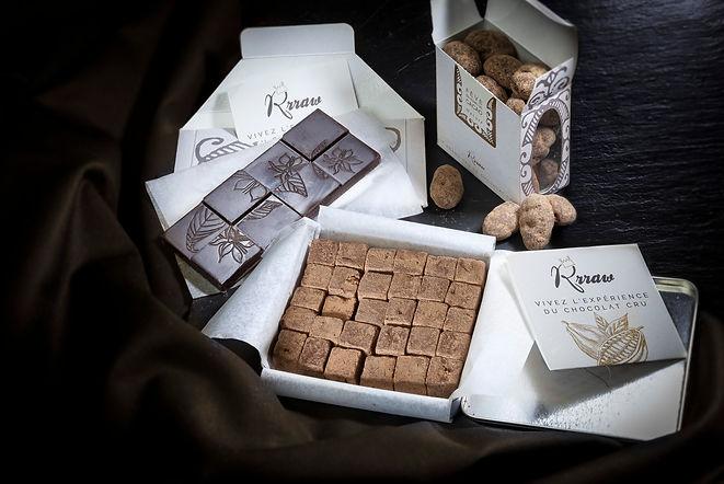 La Box des Artisans Chocolatiers de Novembre
