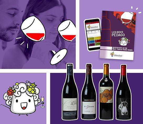 La Box Découverte du Vin