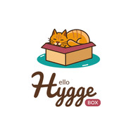 Hello Hygge Logo Box Mensuelle