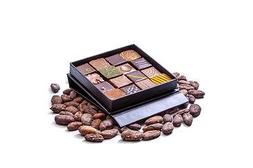 Savourer chaque mois les créations d'un chocolatier différent. Voilà le concept de la box Incroyables Chocolats.