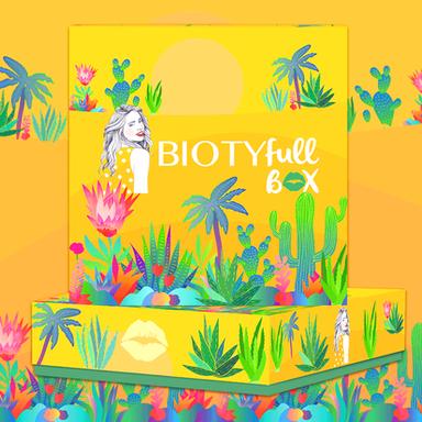 Biotyfull Box Mensuelle Beauté