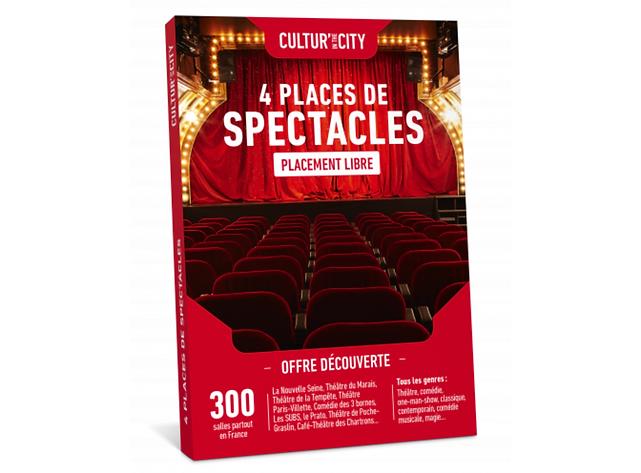 Les Coffrets Spectacles