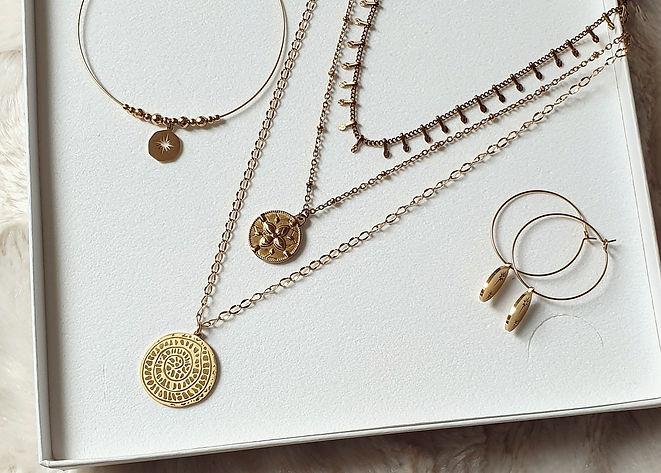 ChoosEmi abonnement mensuel bijoux personnalisables