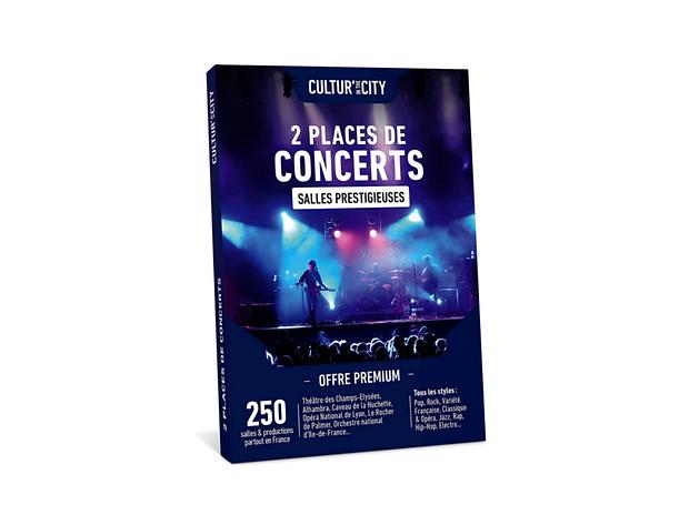 Les Coffrets Concerts